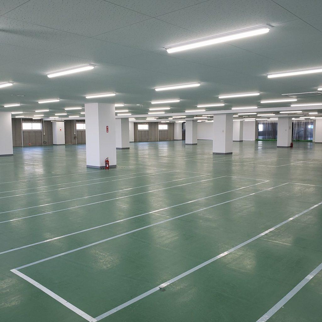 武生配送センター-内観1
